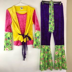 Other - Hippie Lady Halloween Costume one size